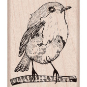 Hero Arts Mounted Rubber Stamps 1.75 X2 - Bird
