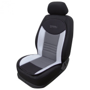 Cartrend 303-03 Speed Seat Cover Silver