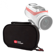 DURAGADGET High Quality Shock-Absorbing & Ultra-Portable Neoprene Case in Black for the NEW TomTom Bandit Action Camera