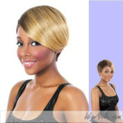 RICHIE (Motown Tress) - Synthetic Full Wig in F1B_30 by Oradell International Corporation