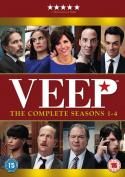 Veep: Seasons 1-4 [Region 2]