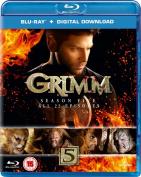 Grimm: Season 5 [Region B] [Blu-ray]