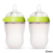 Comotomo Natural Feel 240ml Baby Bottles