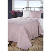 Rizzy Home Gracie Pink Quilt