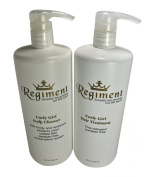 Regiment Curly Girl Sulphate Free Scalp Cleanser