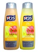 Alberto V05 Silky Experiences Moisturising Shampoo (370ml) and Moisturising Conditioner