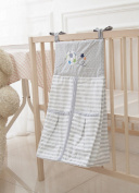 Sport Baby 10pcs Crib Bedding Set - nappy stacker