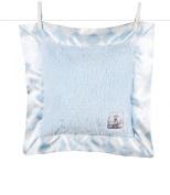 Little Giraffe Chenille Argyle Pillow, Blue