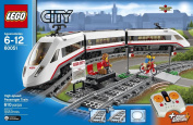 LEGO City Trains High-speed Passenger Train