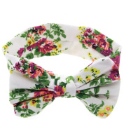 Hot Kids Toddlers Infant FEITONG Cute Flowers Elastic Bowknot Headband