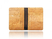 Cork Card Holder Business Card Holder Card Wallet Card case Mens bifold wallet Purse bags Birthday Gift