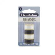 Beadalon Nymo Thread, Size D, Variety Pack