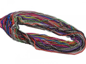 """20pcs Mixed Colours 24""""/60cm Ball Chain Necklace 2.4mm Beads--more than 10 Colours Available"""