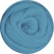 Merino Wool Roving for Felting - 30ml Aqua