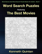 Word Search Puzzles Featuring the Best Movies