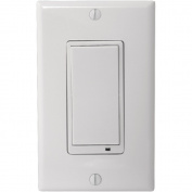 Linear WS15Z-1 Wireless Z-Wave 15-Amp Wall Switch 3-way White Home & Garden Improvement