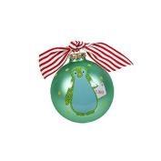 Coton Colours Christmas Critters Penguin Glass Ornament
