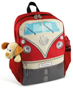 VW BUS BACKPACK - RED
