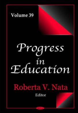 Progress in Education: Volume 39
