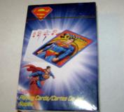 DC Comics Warner Brothers Superman Playing Cards