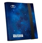 9 Pocket Flexxfolio Deck Case, Mini Mystic Space