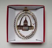 St. Louis Christmas ORNAMENT Gateway Arch Missouri City State Travel Souvenir Gift