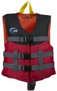 MTI Adventurewear Child Livery Life Jacket, 14-23kg, Red/Black
