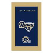KR Strikeforce Los Angeles Rams NFL Licenced Towel