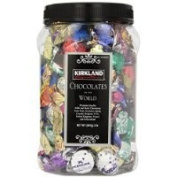 KIRKLAND Signature Chocolates of the World in Assortment Jar, 0.9kg. Thank you for using our service