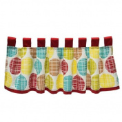 Hopscotch Window Valance by True Baby