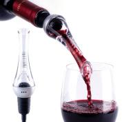 Vintorio Wine Aerator Pourer - Premium Aerating Pourer and Decanter Spout