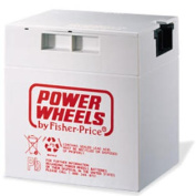 Power Wheels Fischer Price 00801-0638 Replacement 12 Volt Rechargeable Battery 00801-0930