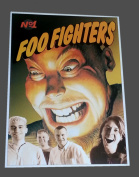 Poster FOO FIGHTERS [POSTER]