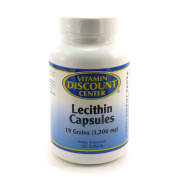 Lecithin Capsules 19 Grain By Vitamin Discount Centre - 100 Softgels