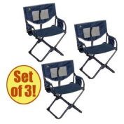 Set of 3 - GCI XPRESS LOUNGER Director's Chair