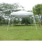 White New 3m Sierra Pop Up Tent Outdoor Patio Instant Canopy Shelter