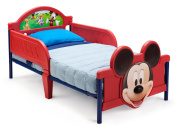 3D Mickey Mouse Toddler Bed
