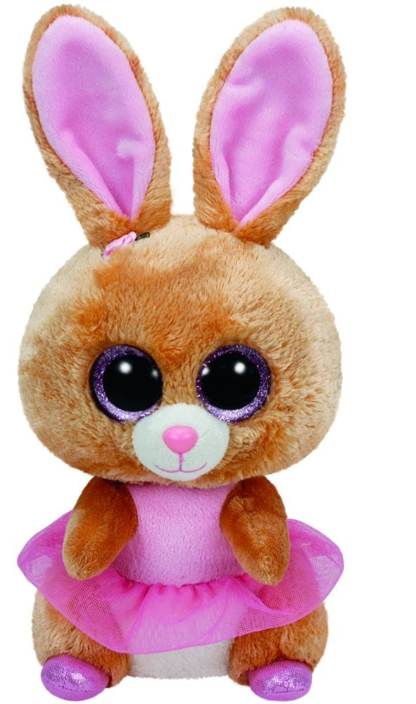 f0830d3aaf8 Ty Beanie Boo BUDDY Twinkle Toes the Bunny - 23cm Medium by Ty ...