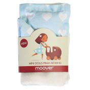 Moover Mini Pram Bedding Set