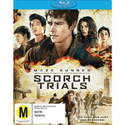 The Maze Runner Scorch Trials Blu-ray