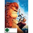 The Lion King DVD [Region 4]