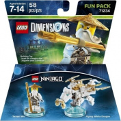 LEGO Dimensions Fun Pack Ninjago Sensei Wu