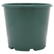 Interworld Planter Pot 8.5L Green 27cm