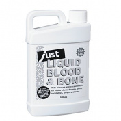 Just Brand Liquid Blood & Bone 500ml