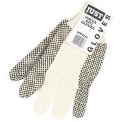 Just Brand Polka Dot Gloves