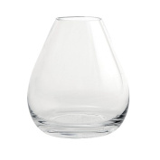 Home & You Vase Bell Clear 13cm