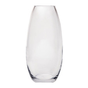 Home & You Vase Pear Clear 25cm