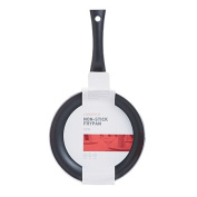 Living & Co Non Stick Frypan Red 20cm