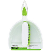 Sabco Cleanline Blade Dustpan & Brush