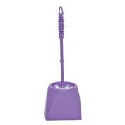 Toilet Brush Purple